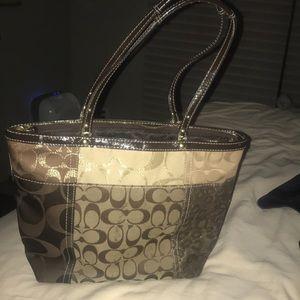 Special edition coach purse!